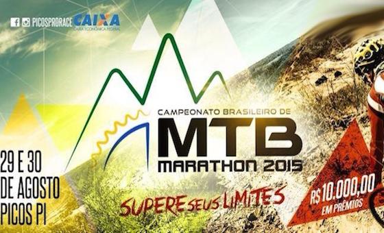 CAMPEONATO BRASILEIRO MARATON - MTB