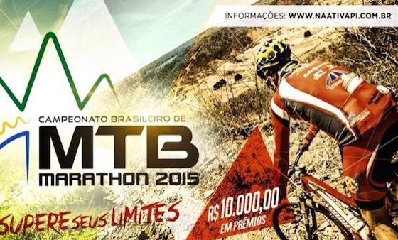 Campeonato Brasileiro de MTB Marathon 2015