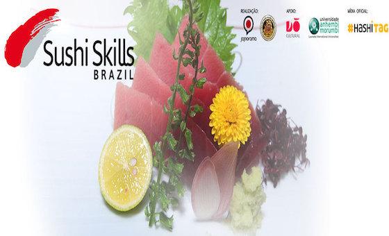CERTIFICAÇÃO SUSHI SKILLS BRAZIL