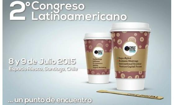 Congreso Latinoamericano Chile Digital 2015