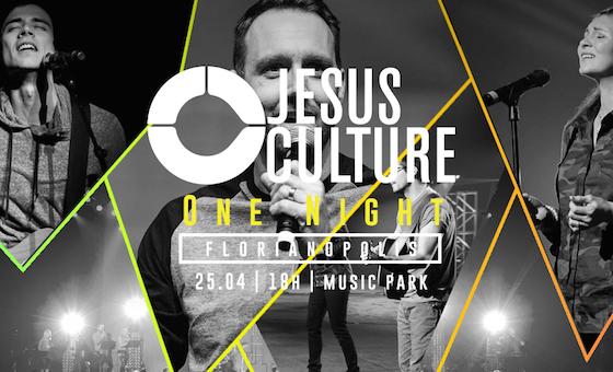 Jesus Culture em Floripa