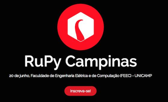 RuPy Campinas 2015